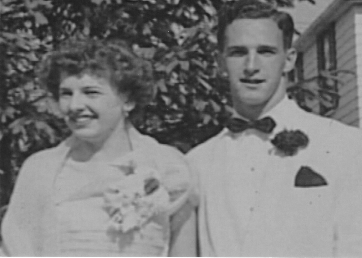 Seeking Grace -- the girl who went to the prom with Ronald Tammen